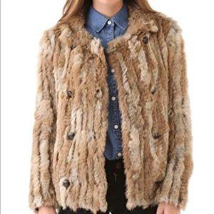 Mark Jacobs Fur Jacket
